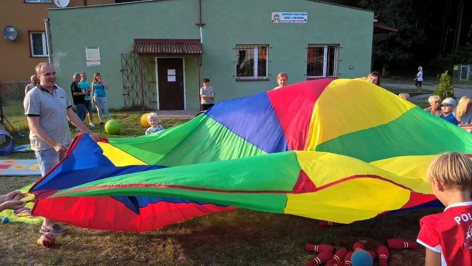 Festyn w Jantar Leśniczówce