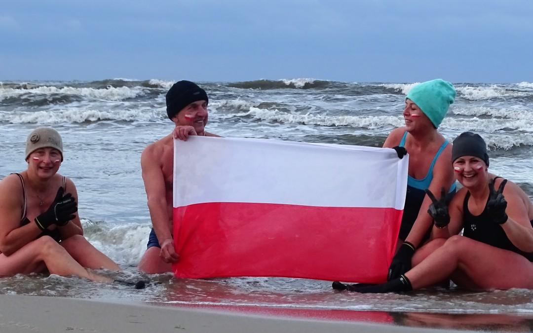 Morsowanie w Święto Niepodległości.