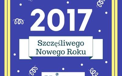 Na Nowy 2017 rok